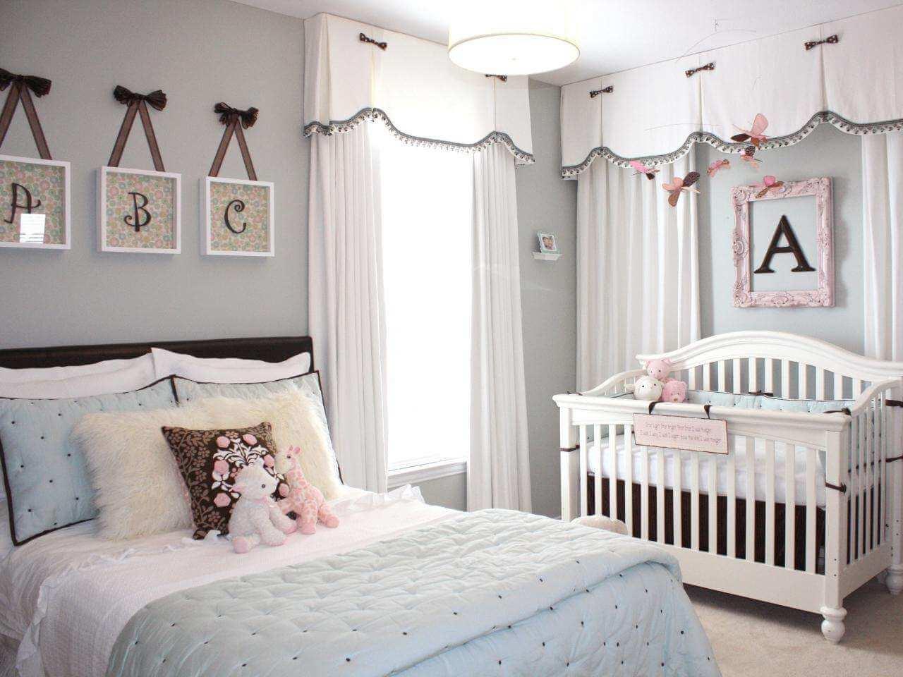Какого размера должна быть детская кроватка