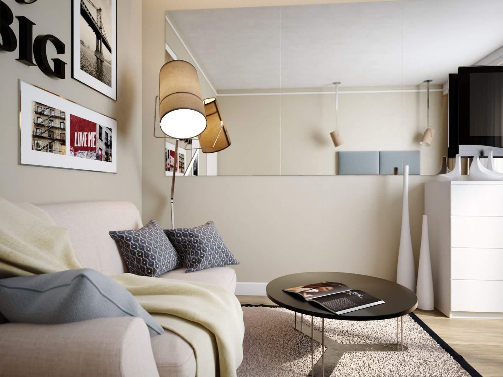 Пример дизайн-проекта квартиры