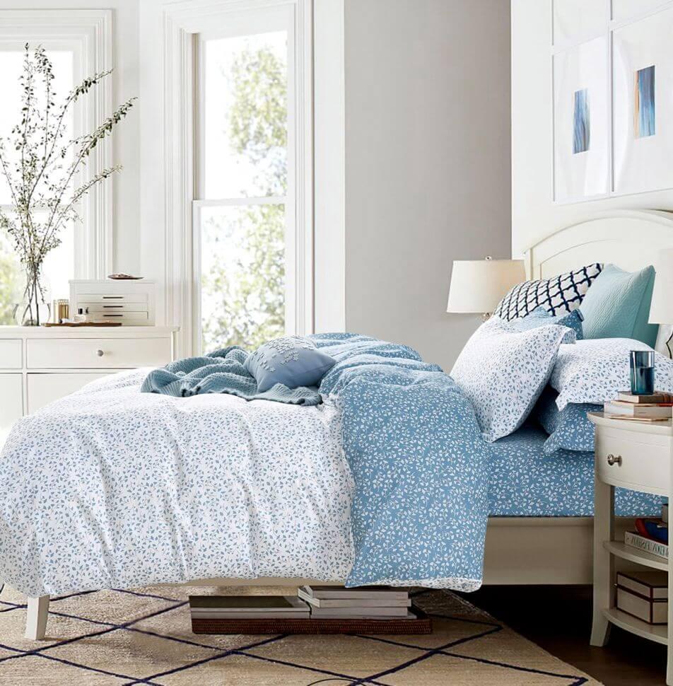 правила выбора постельного белья