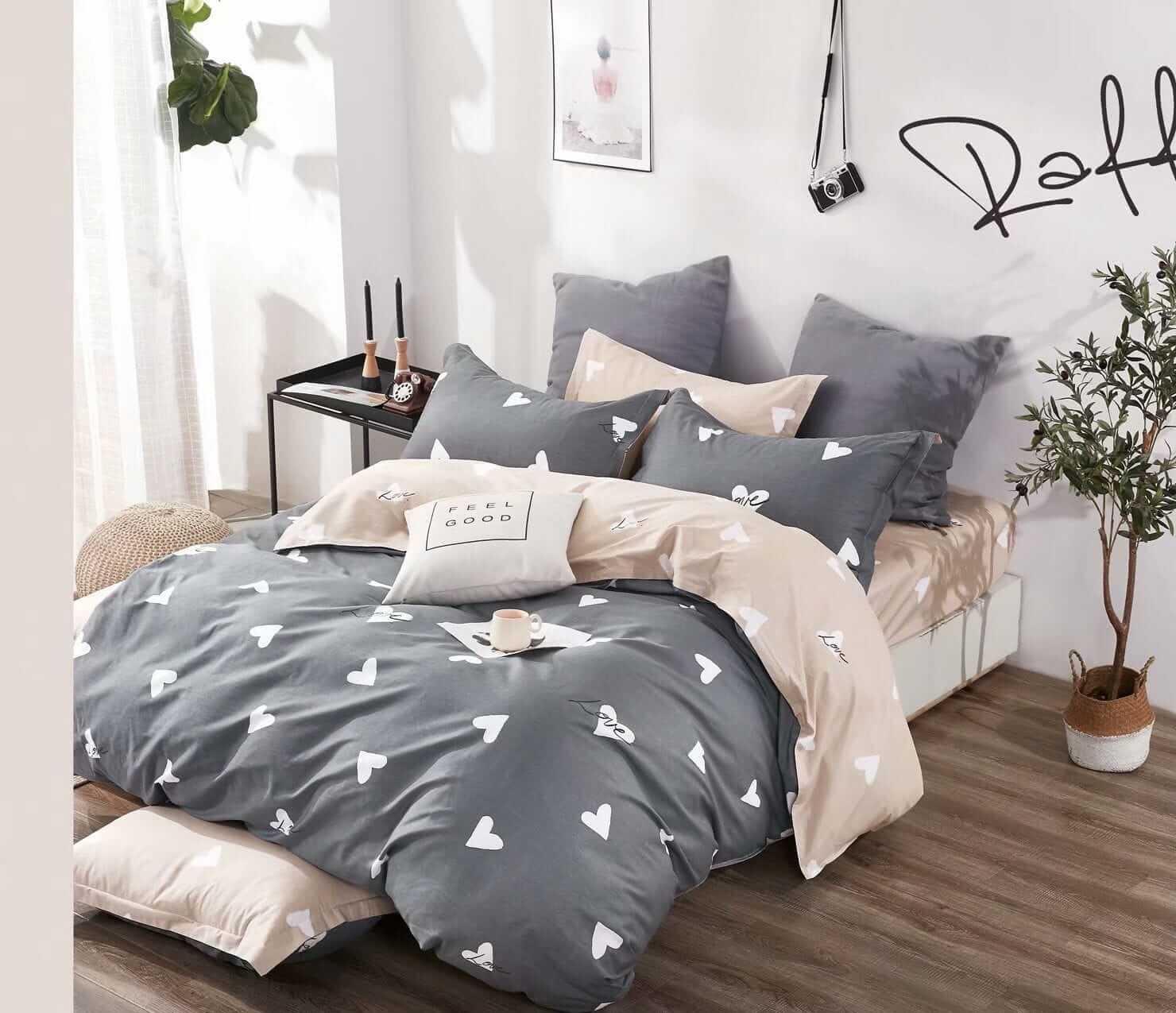 выбор ткани для постельного белья