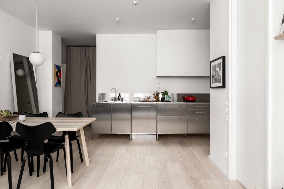 интерьер в двухкомнатной квартире