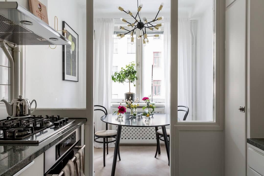 интерьер квартиры в французском стиле