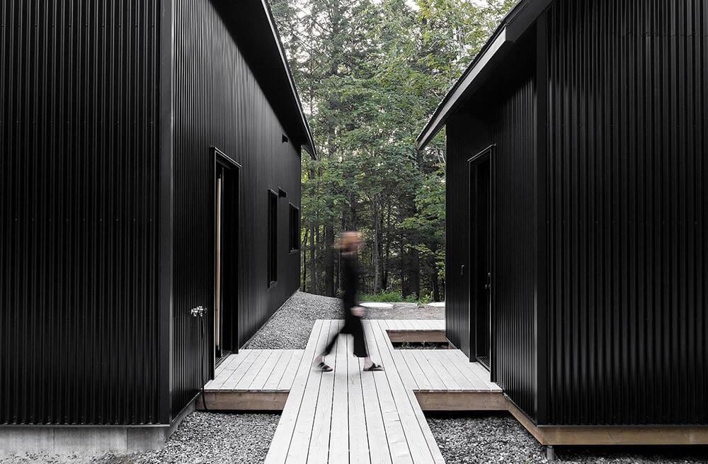 деревянный дом дизайн