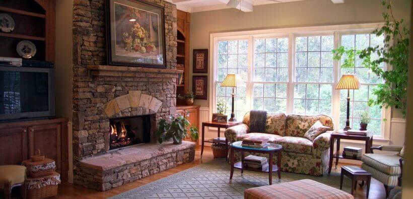 10 вещей для создания уютной атмосферы в гостиной