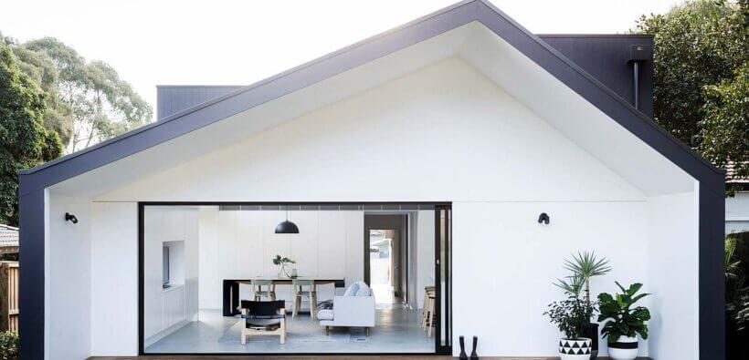 Как «хижину» превратить в идеальный дом XXI века