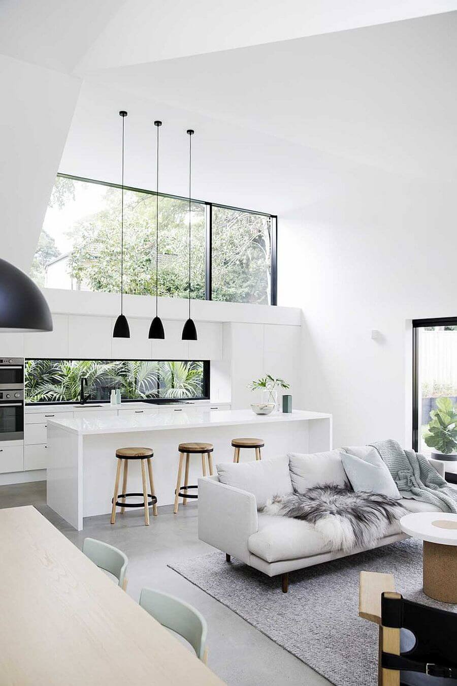 дизайн дома внутри