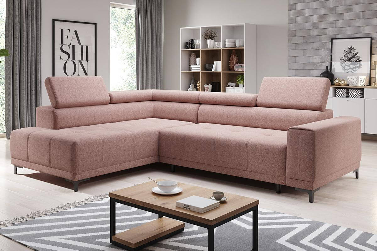 современный большой диван