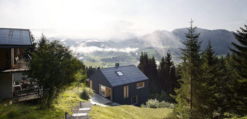 Как должен выглядеть настоящий дом для отпуска