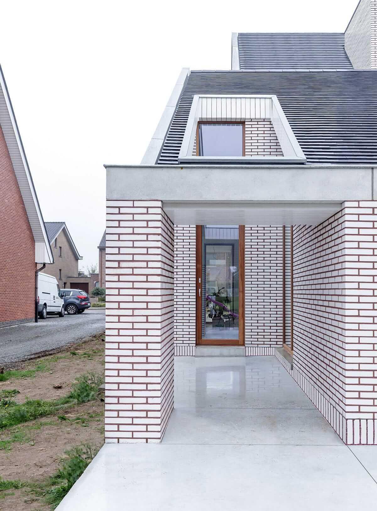 дизайн загородного дома снаружи