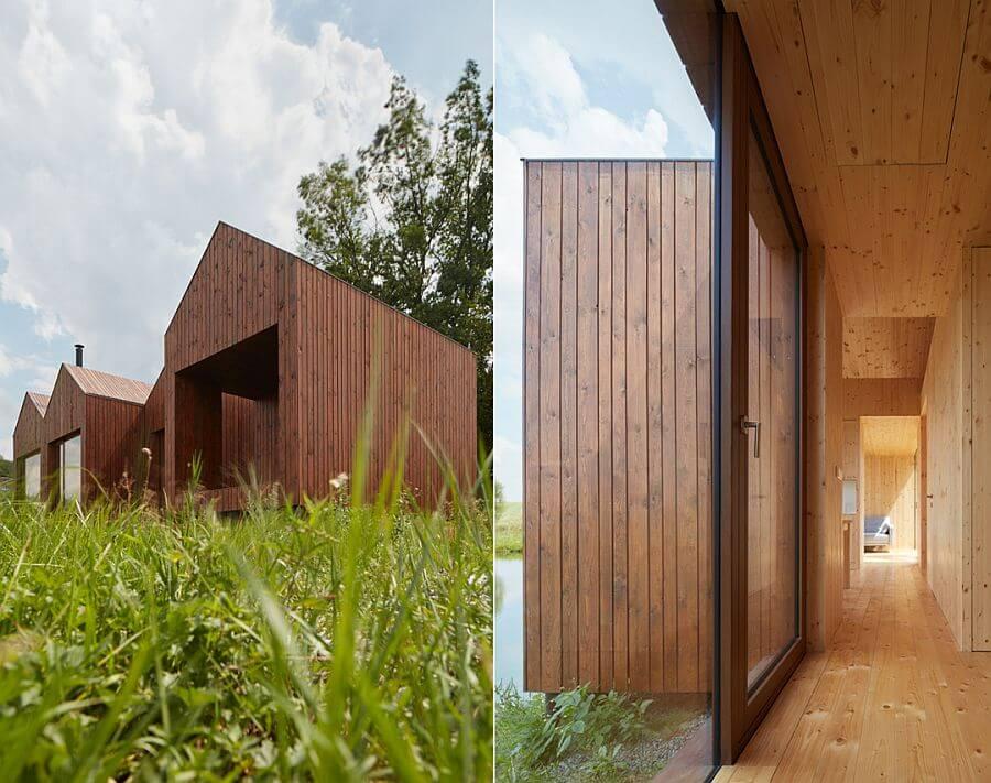 дизайн мини дома