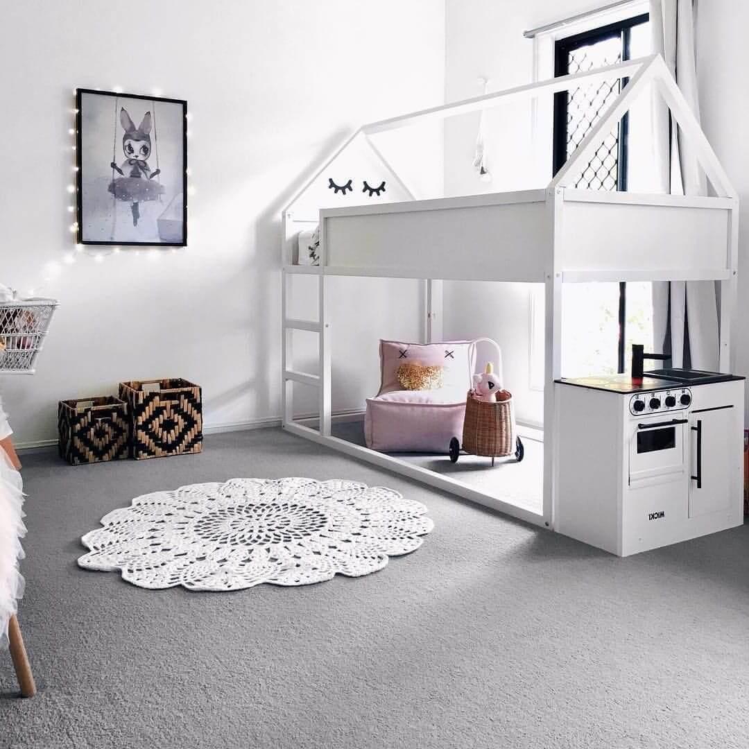 детская комната для двух разнополых детей разного возраста