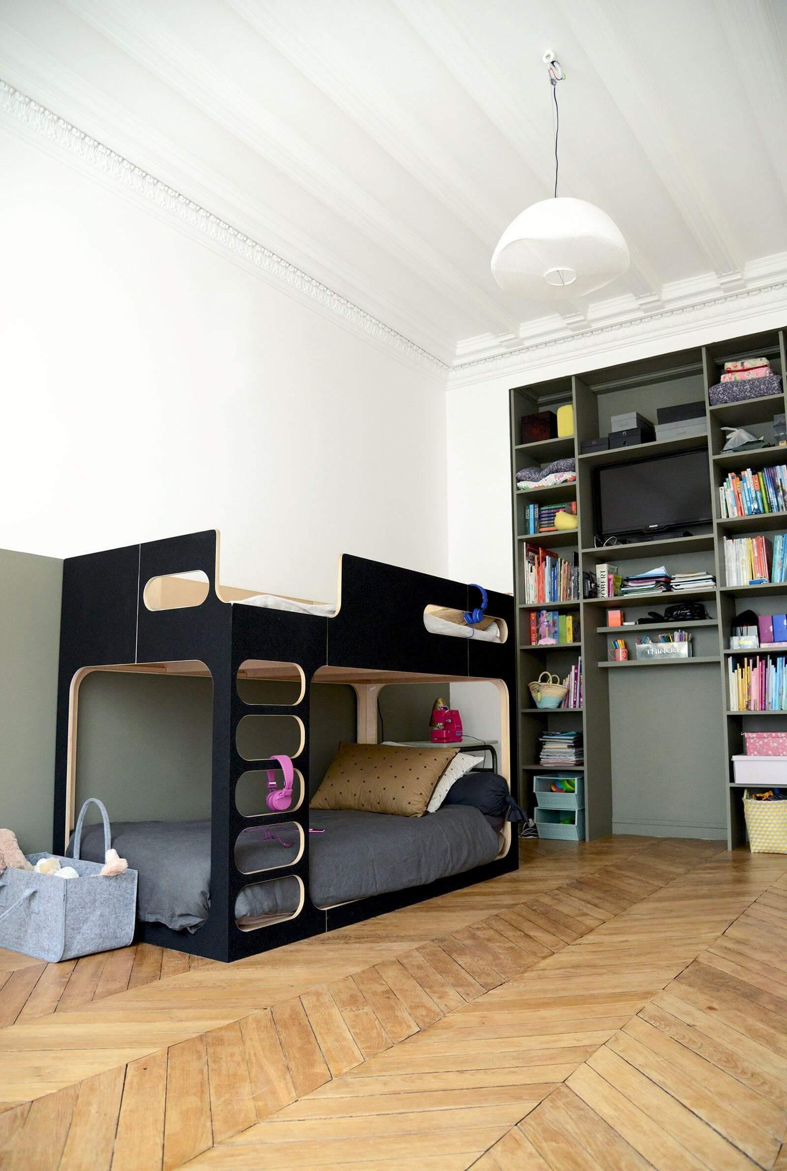 комната для детей разного пола