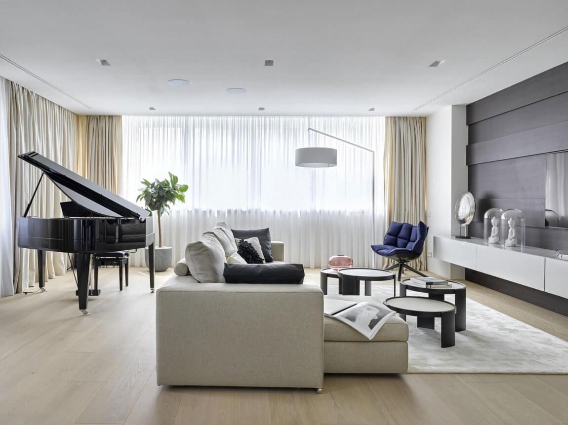 дизайн квартиры 62 кв м
