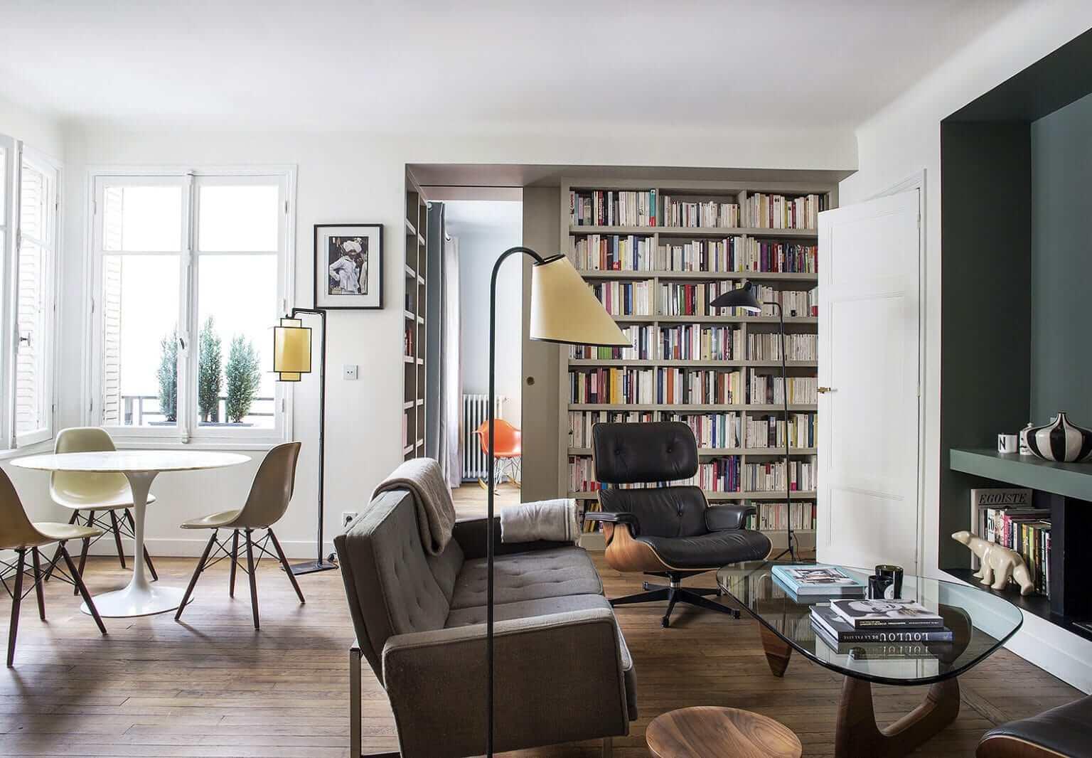дизайн квартиры 76 кв.м