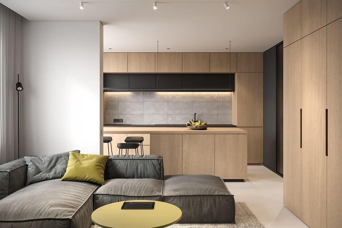 дизайн квартиры готовые проекты