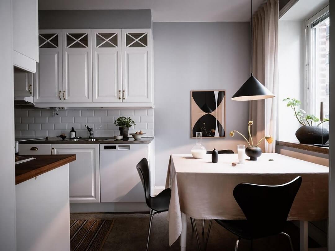 Оформление кухни: старт ремонтных работ