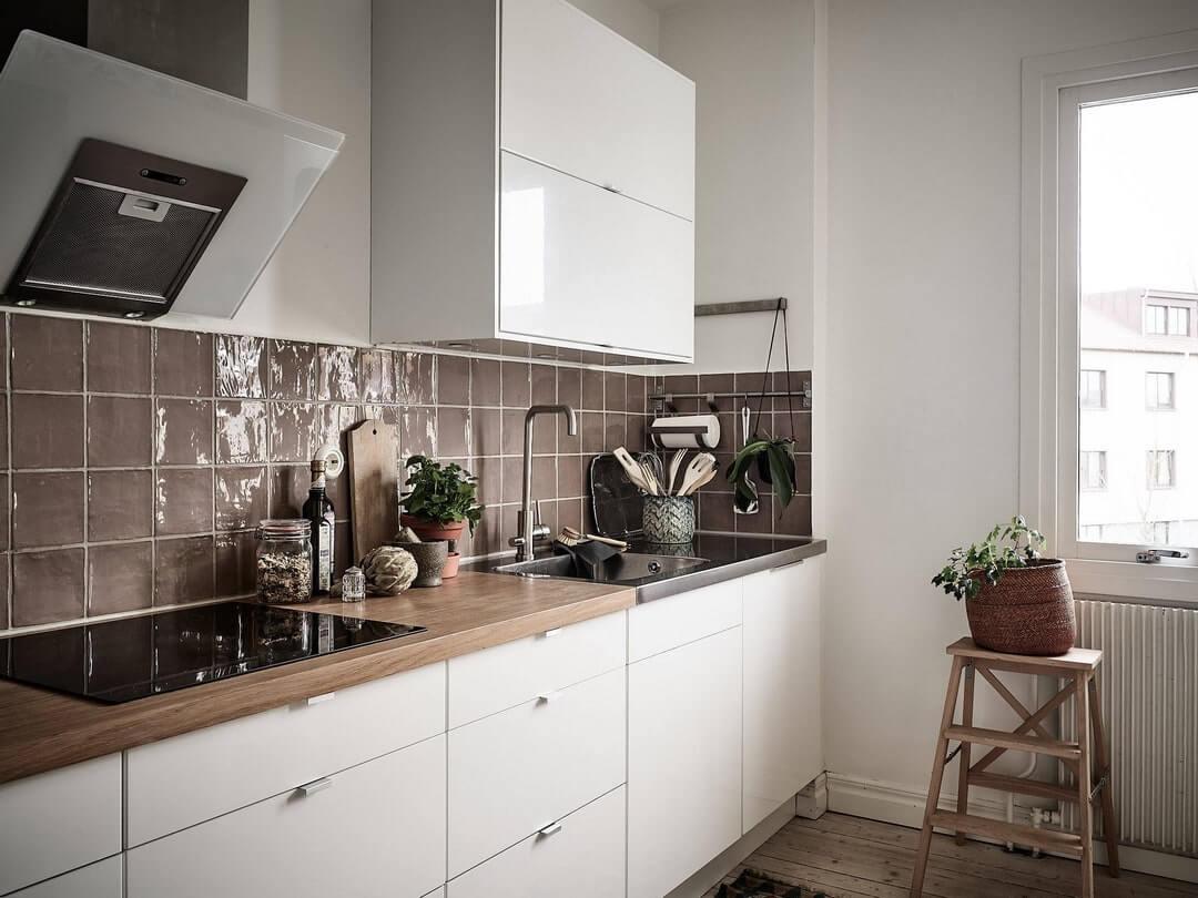 Какие они стильные кухни?