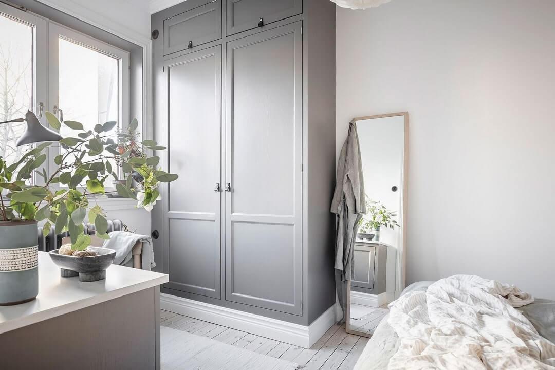 дизайн маленькой спальни в квартире