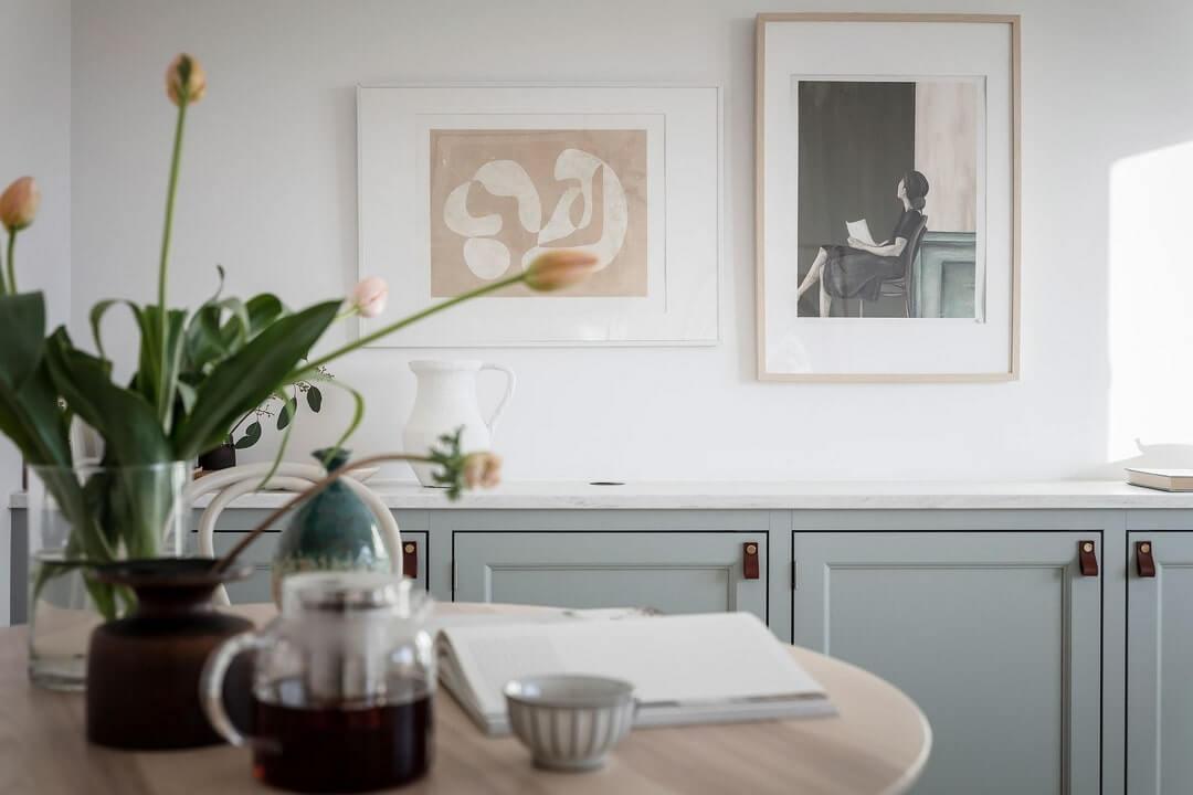 дизайн маленькой квартиры 2021