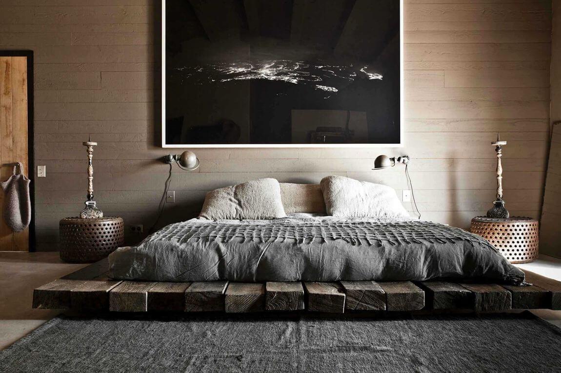 Особенности кроватей в стиле лофт: что учесть при выборе?