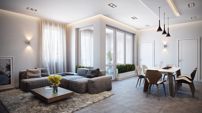 Как спланировать освещение в квартире