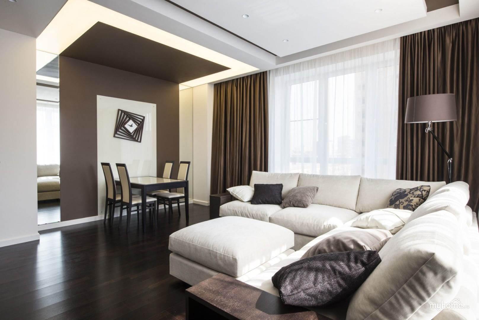 Какие натяжные потолки лучше: глянцевые или матовые